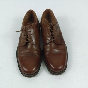 Johnston & Murphy Passport Cap Toe Oxford Shoes